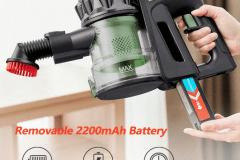batteria proscenic p8 max