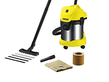 recensione karcher wd3 premium aspira solidi e liquidi. Black Bedroom Furniture Sets. Home Design Ideas
