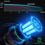 jashen v18 batteria